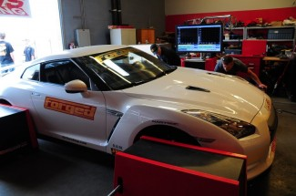 UMS Tuning with the dyno power test