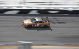 Forged Performance Sponsored GT-R at Daytona