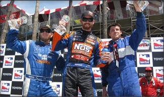 Team Drift Alliance Takes the Victory at the Toyota of Long Beach Grand Prix