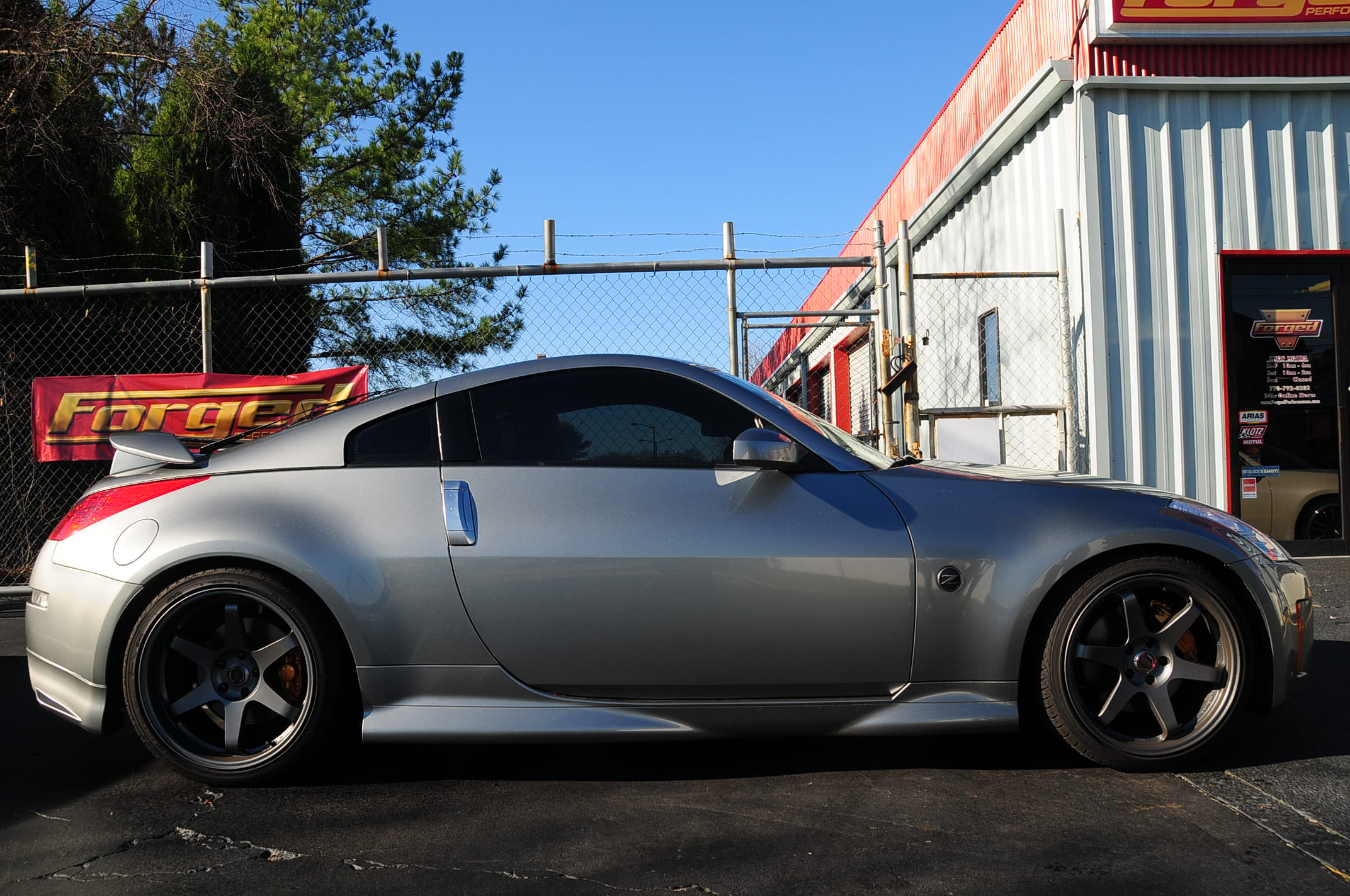 350Z DE (2003-2006)