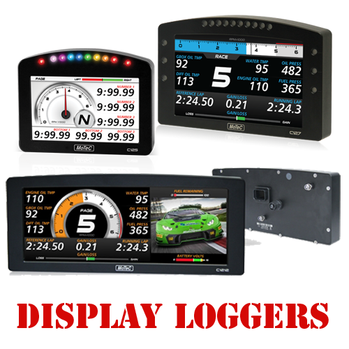 Display Loggers