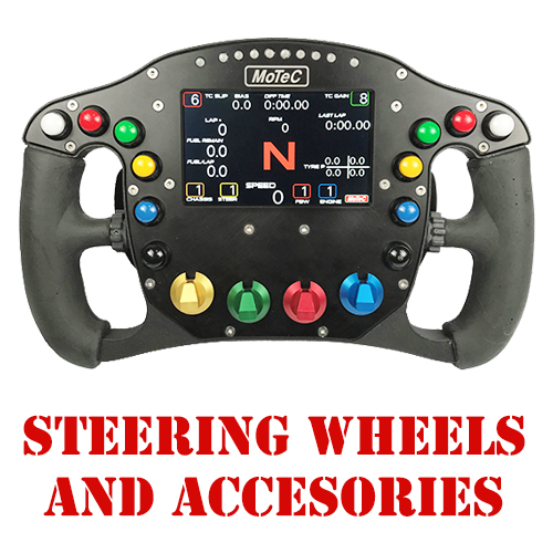 Steering Wheel and Acessories