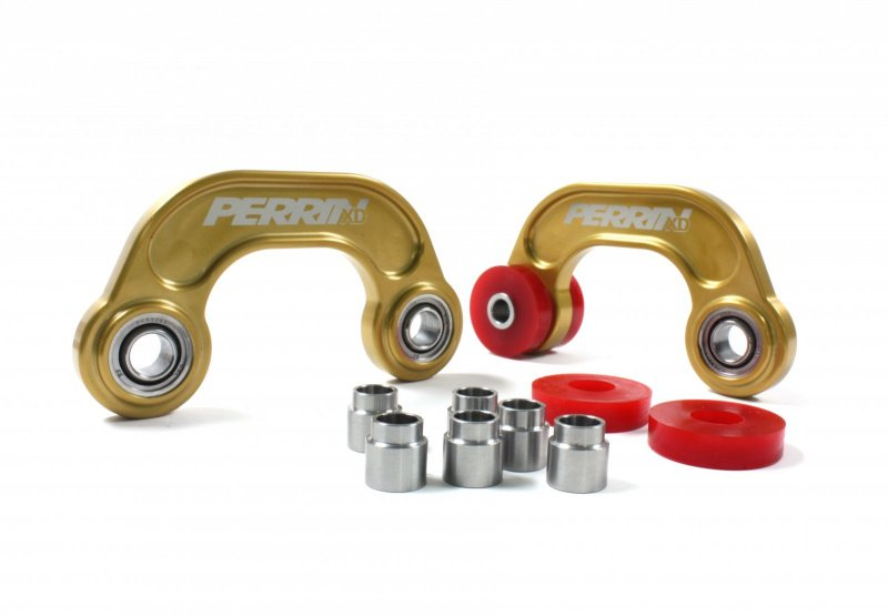 Perrin Rear Endlinks w/ Xtreme Duty Bearings Subaru WRX 2002-07