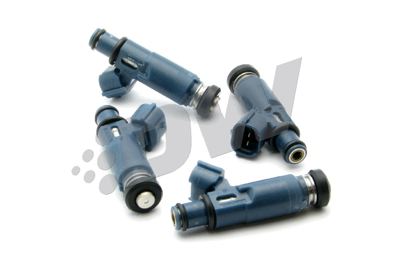 Deatschwerks 650cc Injectors Subaru WRX 2002-12