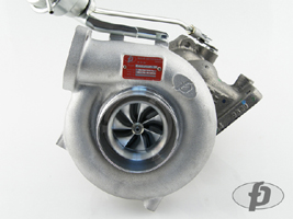 Forced Performance Red Ball Bearing Turbocharger Mitsubishi Evolution IX 2005-07
