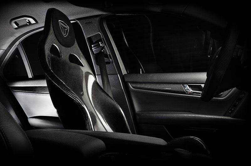 Tecnocraft T2 Dry Carbon Fiber Seat Nissan GT-R 2008-17