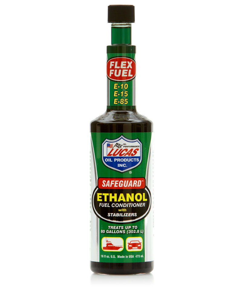 Lucas Safeguard™ Ethanol Fuel Conditioner w/ Stabilizers