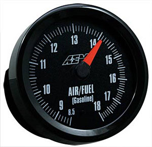 AEM UEGO Wideband Controller AFR Gauge Analog