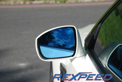 Rexpeed Polarized Mirrors Nissan GT-R 2009-16