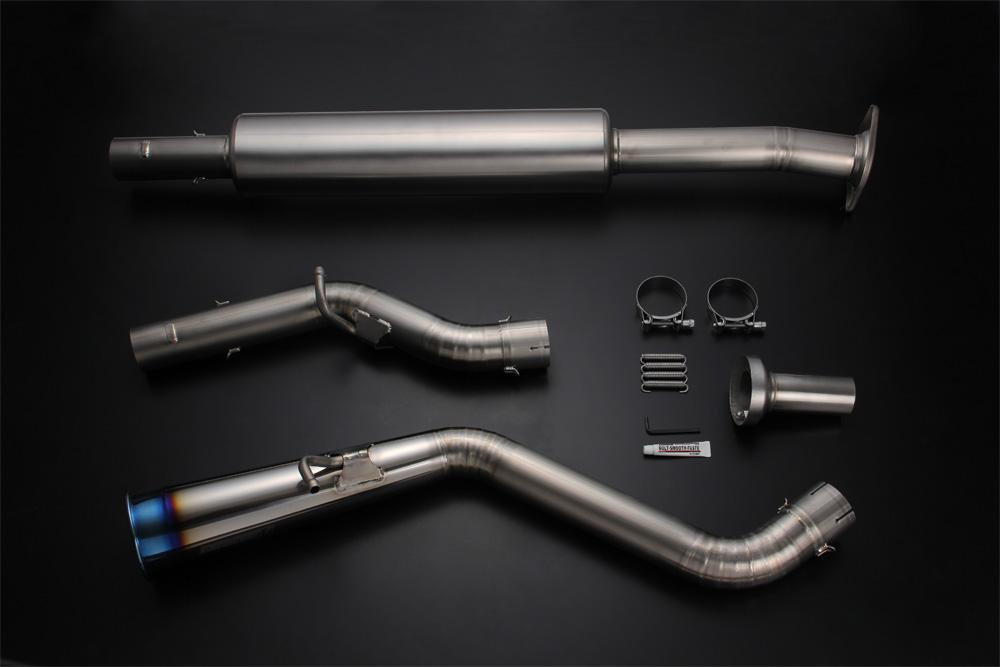Tomei Expreme Titanium Muffler Type-60R Subaru BRZ / Scion FR-S 2013-16