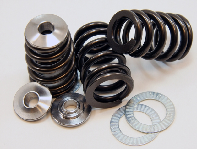 GSC Power-Division Set of Beehive Spring w/ Ti Retainers Nissan 350Z 2003-06