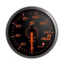 STRi DSD 52mm Oil Pressure Gauge