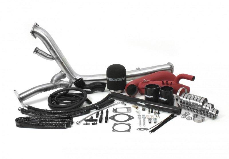Perrin Rotated Turbo Tuner Kit Subaru WRX & STi 2002-07