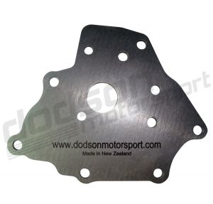 Dodson Oil Pump Upgrade Plate And Gasket Nissan GT-R 2009-17