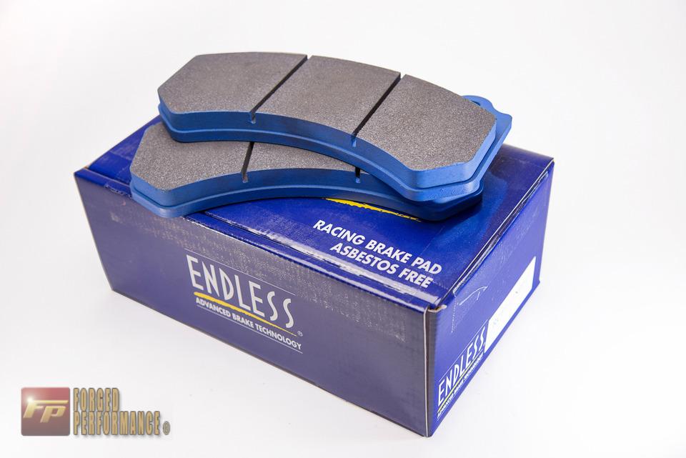 Endless N05U Rear Brake Pads Nissan GT-R 2009-17