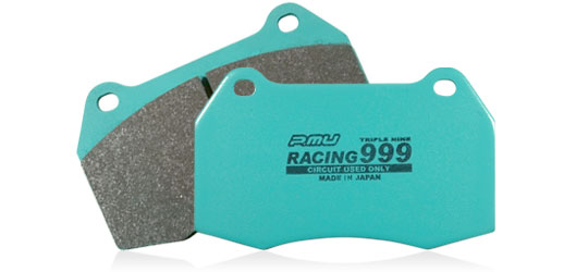 Project Mu Brake Pads 999 -Rear- Nissan 350Z 2003-08