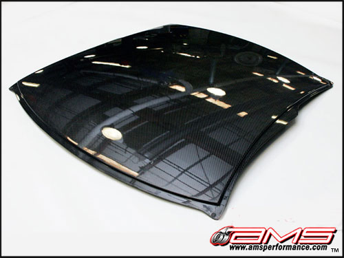 AMS Alpha Carbon Fiber Roof R35 GT-R 2009-16