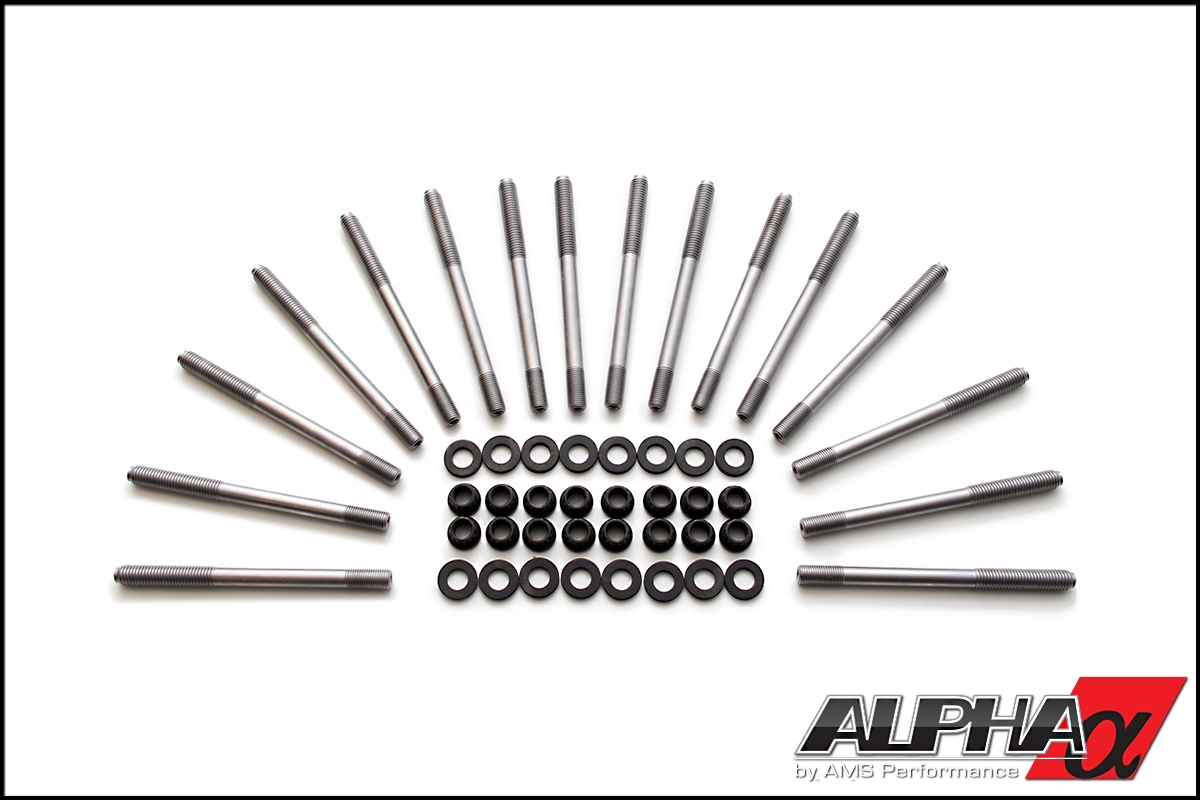 AMS Alpha Main Stud Kit Nissan GT-R 2008-17