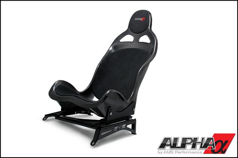 AMS Alpha Tillet Seat/Bracket Combo R35 GT-R 2009-16