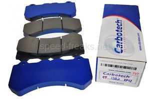 Carbotech XP12 Front Brake Pads Nissan GT-R 2009-17