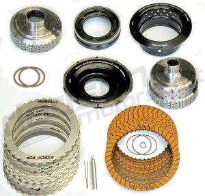 Dodson Sportsman + Forged Alloy Pistons 9 Plate Clutch Kit 900 ft/lbs Nissan GT-R 2009-18