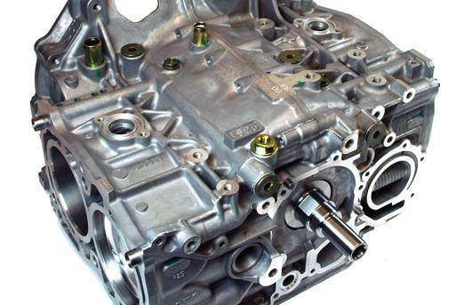 Cosworth EJ25 Short Block OE Crank 9.2:1 CR Subaru STi 2004-14