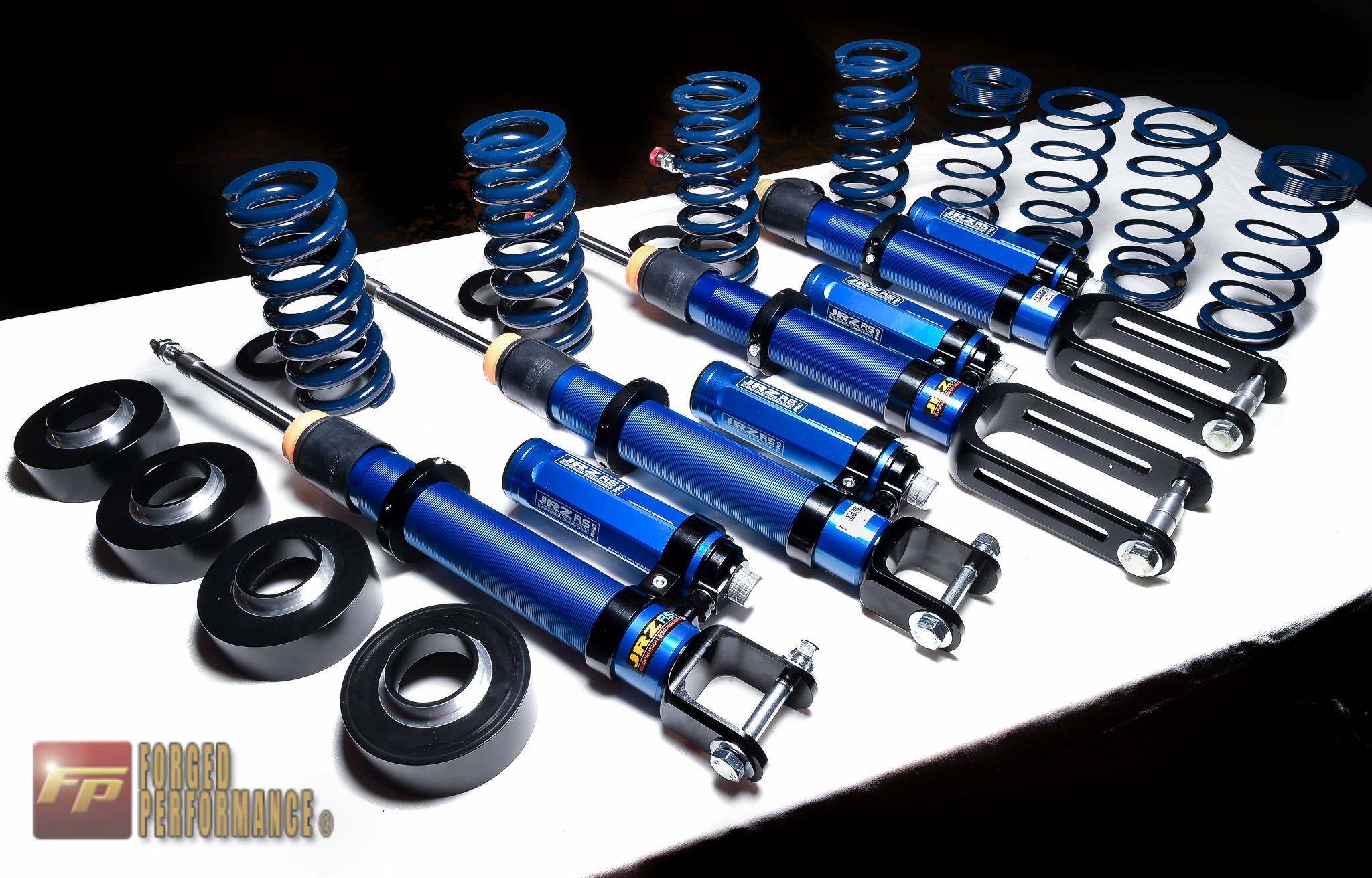 JRZ RS Pro Silent Edition Coilovers Nissan GT-R 2009-17