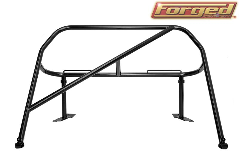 Forged Performance Spec R35 GT-R Bolt-In 4-Point Rear Cage/Harness Bar