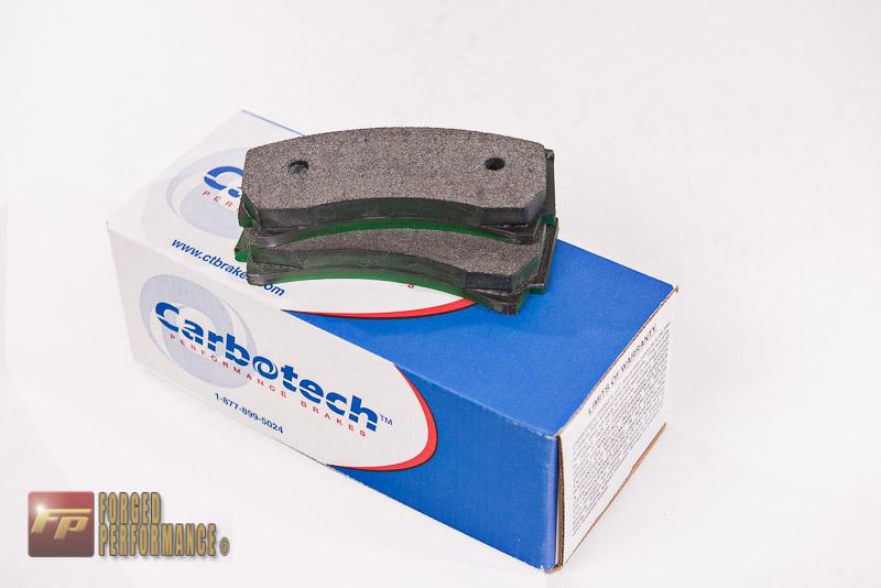 Carbotech XP24 Rear Break Pads Nissan GT-R 2009-17
