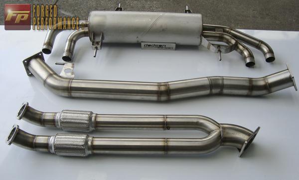 Dodson Complete Cat Back Exhaust System Nissan GT-R 2009-17