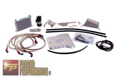 Forge Motorsport Transmission Cooler Kit Nissan GT-R 2009-11
