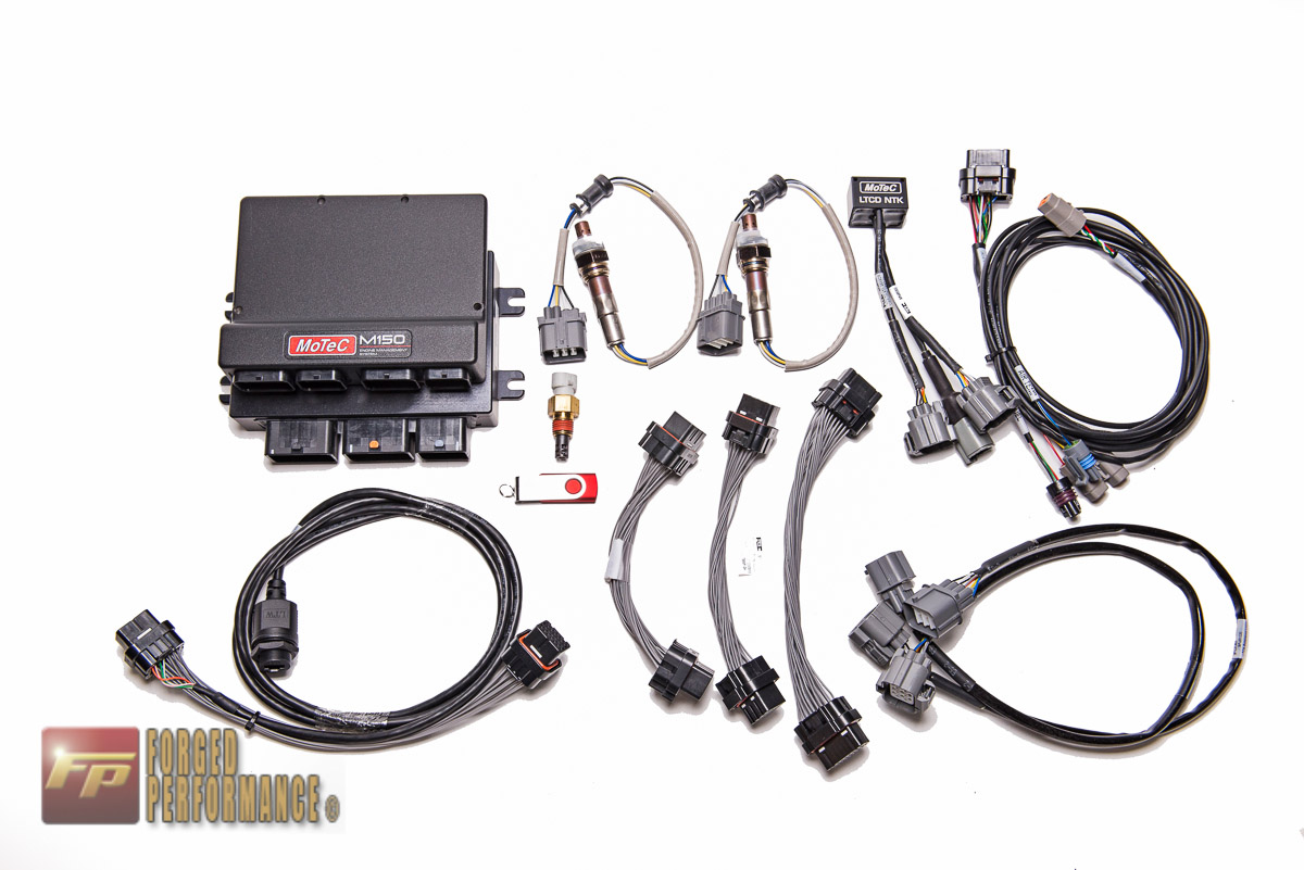 MoTeC's Nissan R35 GT-R Engine Plug-In ECU Kit 2008-17