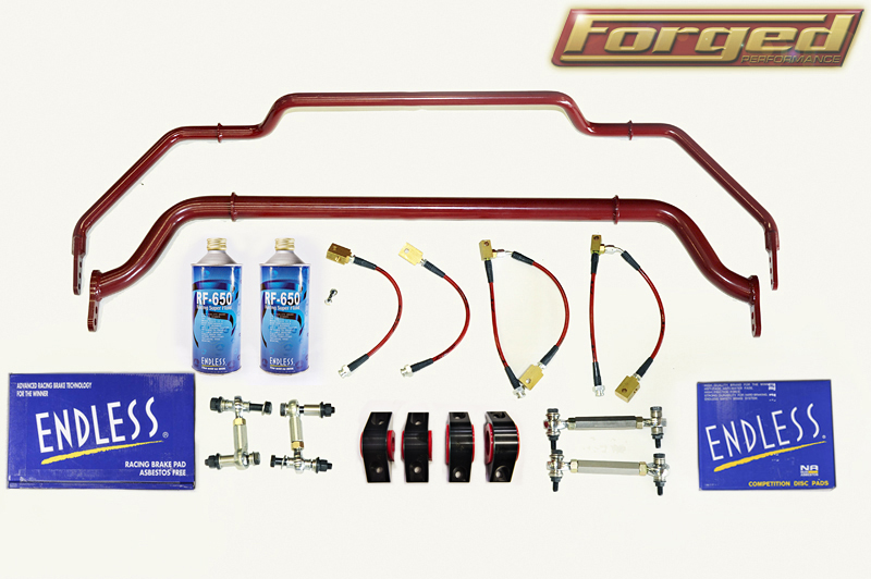 Forged Performance Entry Level Track Package Nissan GT-R 2009-17