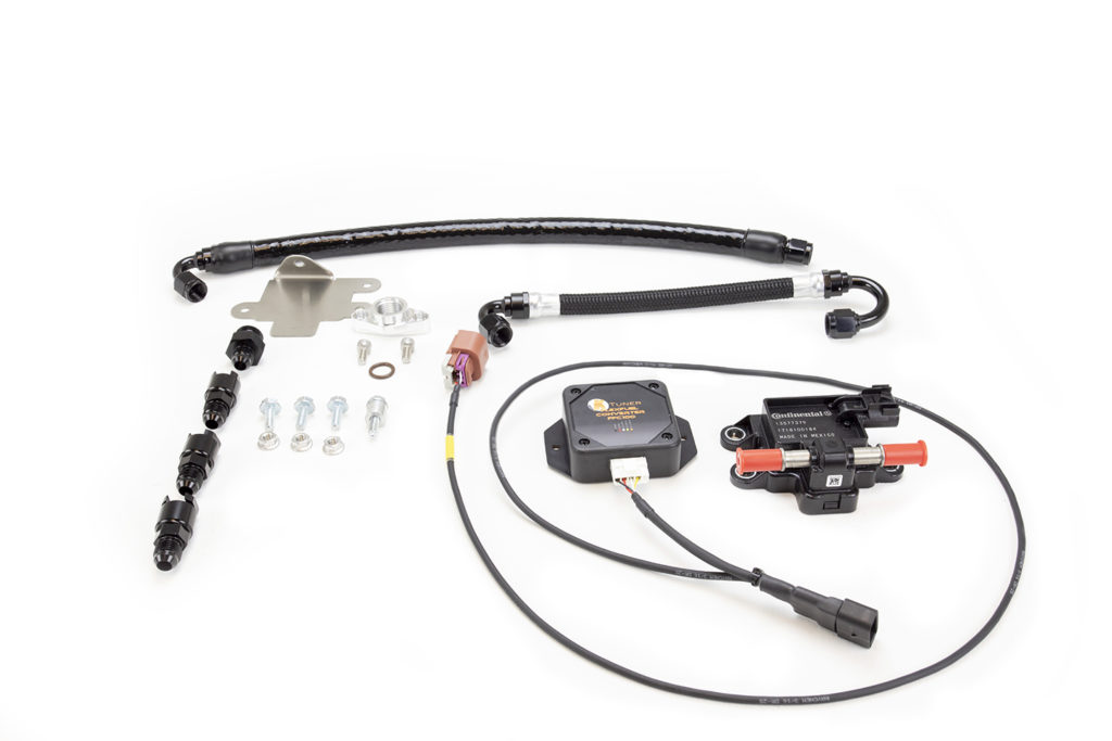 GT1R GEN 2 FLEX FUEL KIT