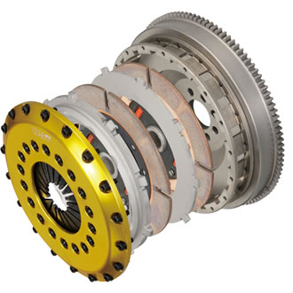 OS Giken Twin Disc Clutch Nissan 350Z (VQ35HR)