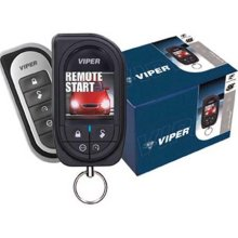 Viper 5902 Vehicle Security With Remote Start & Color LCD Remote
