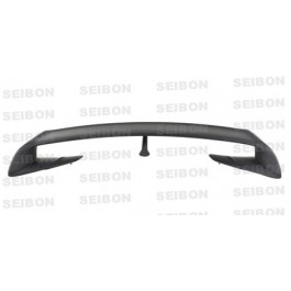 Seibon VS-style DRY CARBON rear spoiler for 2009-2016 Nissan GTR