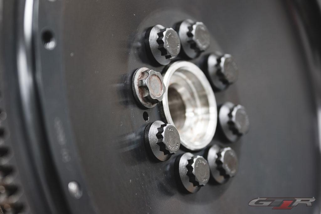 GT1R R35 Flywheel Bolts