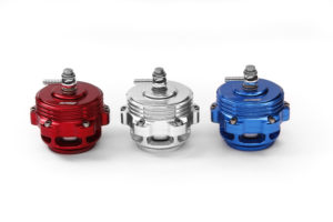 SBD 50mm CNC Anodized Blow-Off Valve