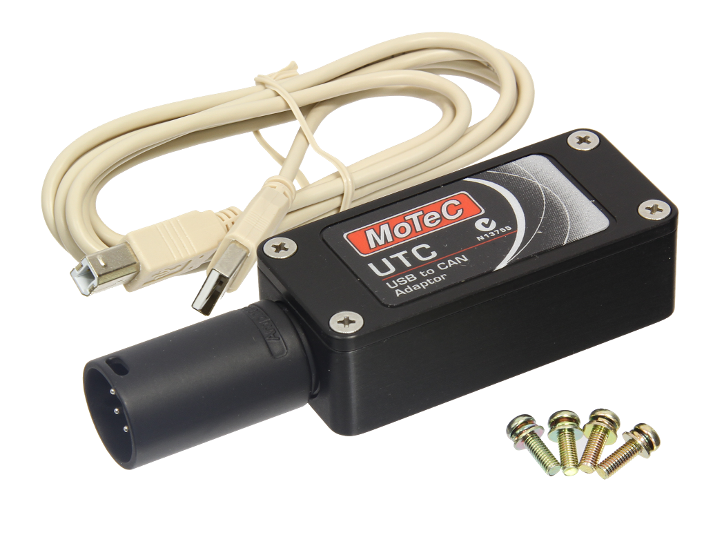 MoTeC UTC USB to CAN adaptor
