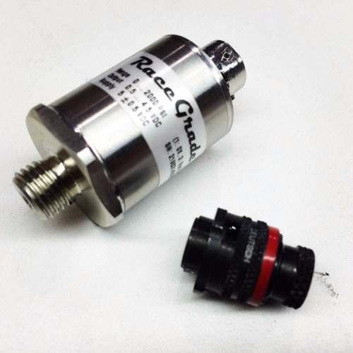 RaceGrade 2000PSIG Autosport Pressure Transducer