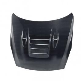 Seibon DS-style carbon fiber hood for 2009-2016 Nissan GTR