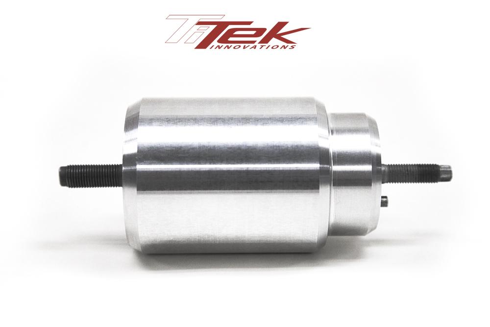 TiTek Solid Billet Engine Race Mounts Nissan GT-R 2009-17