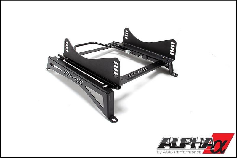 AMS Alpha Racing Seat Bracket R35 GT-R 2009-16