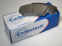 Carbotech XP20 Front Brake Pads Nissan 350Z w/ Brembo Calipers 2002-08