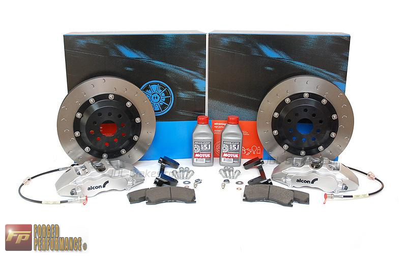 Alcon Advanced Extreme Brake Kit Front 6 Pot 365mm x 32mm Scion FR-S / Subaru BRZ 2013-15