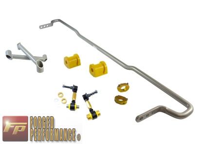 Whiteline X Heavy Duty Rear Sway Bar Adjustable 18mm Subaru BRZ / Scion FR-S
