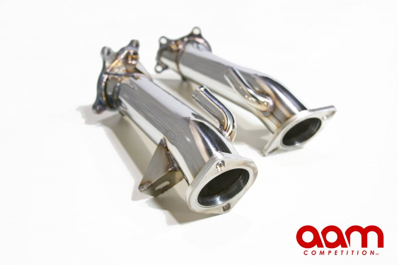 AAM Competition Race Downpipes Nissan GT-R 2008-17