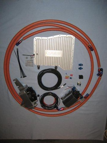 GTC / Linney Transmission Cooler Nissan GT-R 2008-17