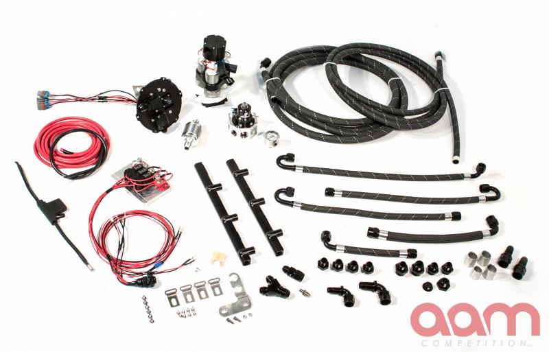 AAM Competition R-Line Triple Pump Fuel System Nissan GT-R